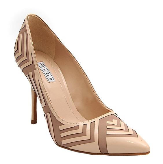 Sapato Original Werner Feminino Casual Scarpin