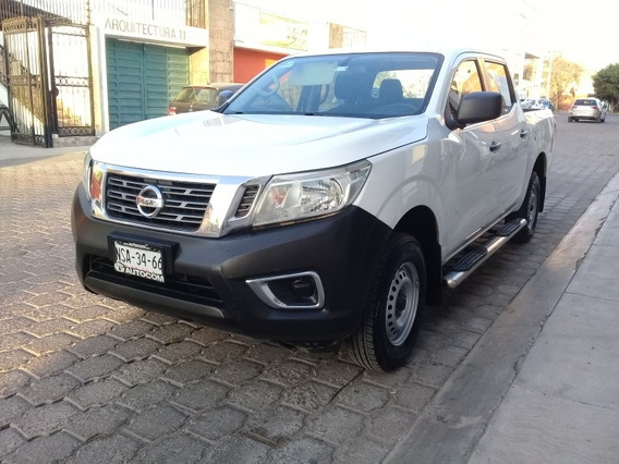 Nissan Np300 2.5 Se Aa Paq. De Seg. Mt 2016
