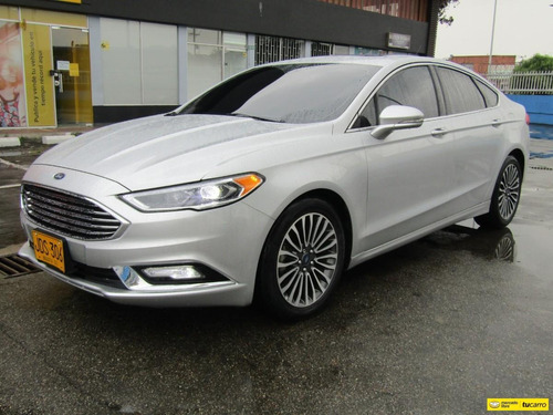 Ford Fusion 2.0 Titanium 245 Hp