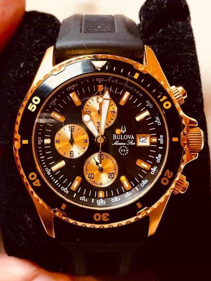 Relógio Original Bulova Marine 200m - Importado