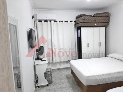 Apartamento Para Venda, 1 Dormitórios, José Menino - Santos - 1032