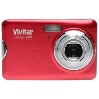 Vivitar Vivicam X029 10.1 Megapixel Digital Camera With 4x D