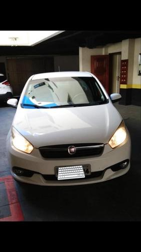 Imagem 1 de 6 de Fiat Grand Siena 2014 1.4 Attractive Flex 4p