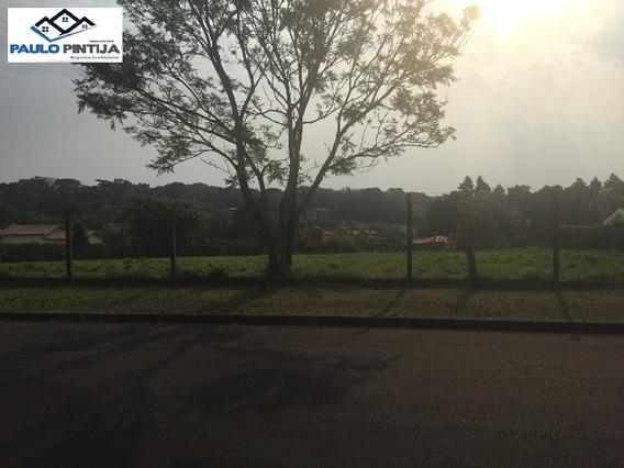 Terreno De 5.000m No Condominio Portal Das Flores Em Itaici - Tr01111 - 3515515
