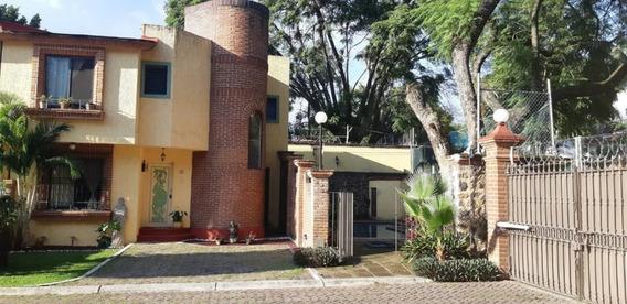 Casa En Condominio En Reforma / Cuernavaca - Ine-639-cd*