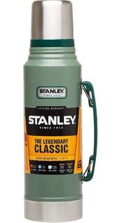 Termo Stanley 1 Litro Classic C/ Manija 24 Hs Frio/caliente
