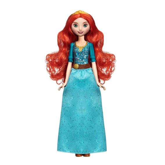 Boneca Clássica - 30 Cm - Princesas Disney - Merida - Hasbro