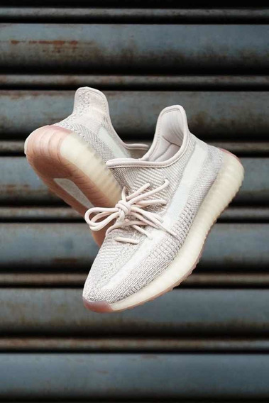 Zapatillas adidas Yeezy 350 V2 Citrin Ds Original Factura