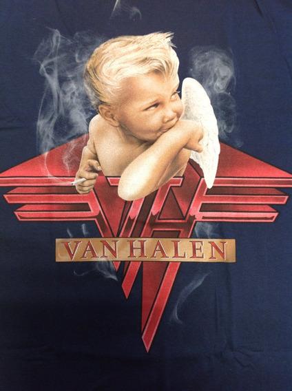 Van Halen - Camisa 1984 Produto Oficial
