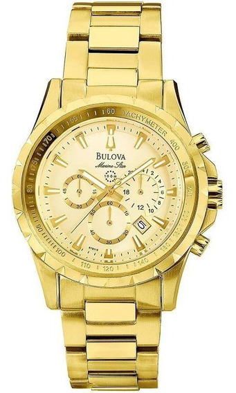 Relógio Masculino Bulova Marine Star Wb30864x