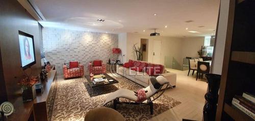 Cobertura Com 4 Dormitórios À Venda, 357 M² Por R$ 2.999.999,99 - Jardim - Santo André/sp - Co1097
