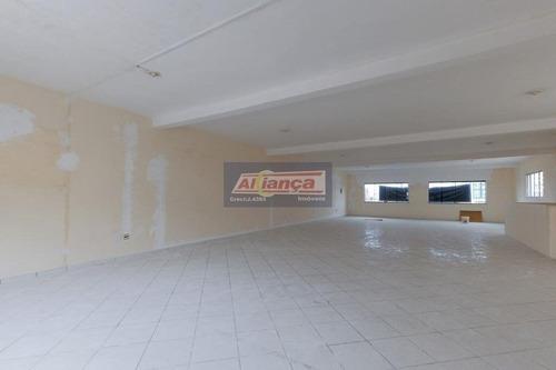 Sala Para Locação No Bairro Jardim Cumbica Em Guarulhos - Cod: Ai15502 - Ai15502