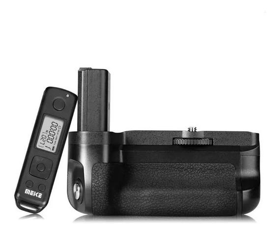 Grip Meike Para Sony A6500