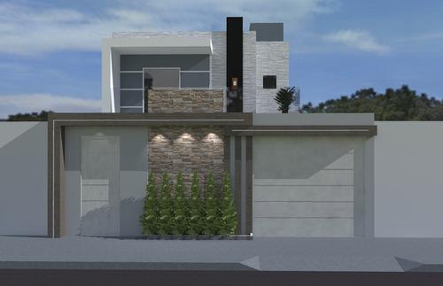 Imagem 1 de 10 de Projeto Arquitetônico Personalizado On Line Com Assinatura