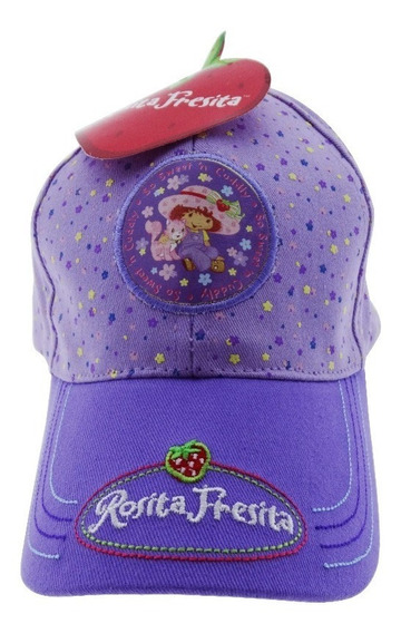 Gorra Infantil 1244, Alfa-tex, Rosita Fresita Original