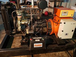 Generador Mwm Intercontinental 50kva Gruposelectrog
