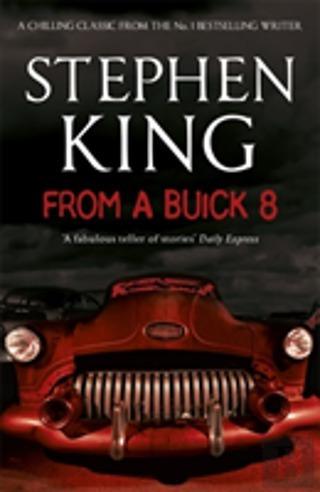 Livro Buick 8