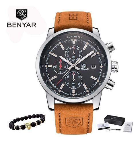 Relógio Masculino Benyar