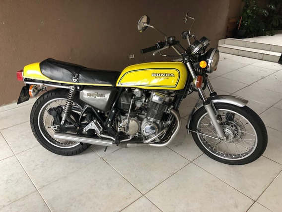 Moto Honda Placa Preta