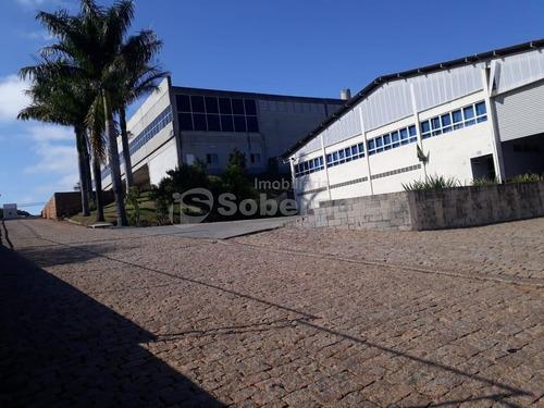 Galpão Para Aluguel Em Macuco - Ga012221