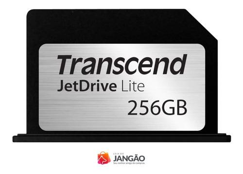 Transcend Jetdrive Lite 330 256gb Cartão Memória Macbook