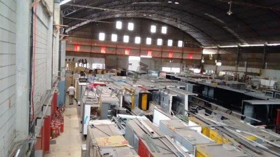 Galpao Industrial - Portao - Ref: 1791 - V-1791