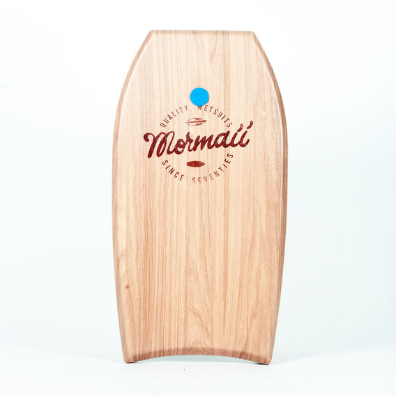 Tabla Surf Bodyboard 6 Natural - Mormaii