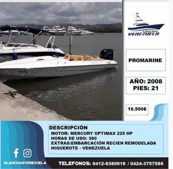 Lancha Promarine 21 Lv47