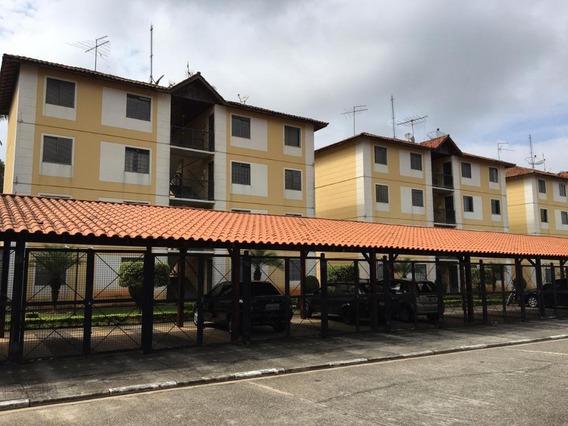Apartamento Com 2 Dormitórios À Venda, 47 M² Por R$ 160.000 - Village - Itaquaquecetuba/sp - Ap0320