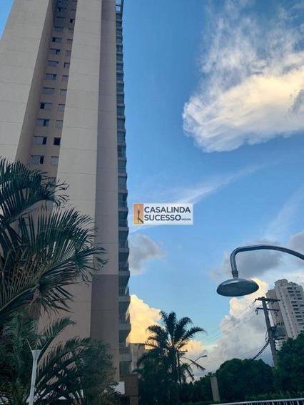 Apartamento Com 4 Dormitórios À Venda, 125 M² Por R$ 1.150.000 - Chácara Califórnia - São Paulo/sp - Ap6057