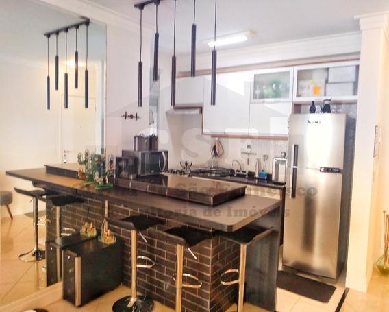 Apartamento De 70m² 2 Dormitórios Vila Yara - Ap13571 - 34481196