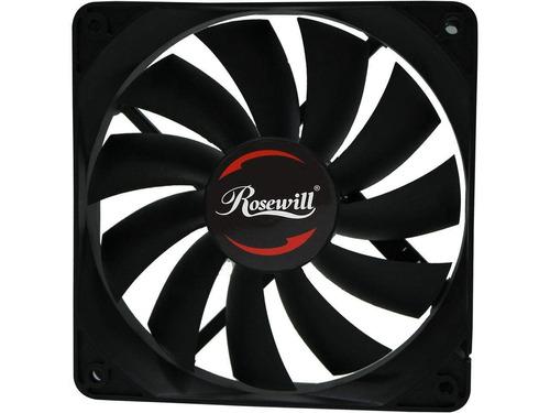 Fan Cooler Rosewill Teflon Nano Bearing Ip56 Dust Resistant