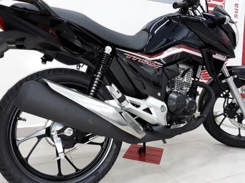 Nova Honda Cg 160 Titan Flex 2021 Cbs - Avalio Sua Usada