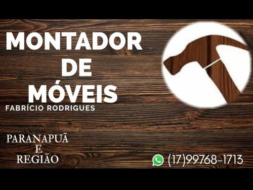 Imagem 1 de 1 de Montador De Moveis Em Geral Paranapua E Regiao 997681713
