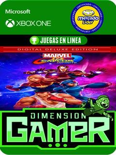 Marvel Vs Capcom Infinite - Xbox One - Offline/online