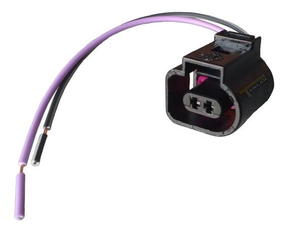 Conector Chicote Plug Da Cebolinha De Ré Gol Voyage G5 Parati