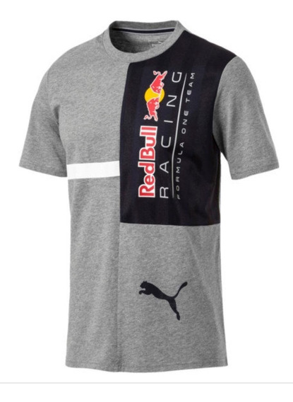 Playera Puma Red Bull Racing Formula 1 2019 Varios Colores