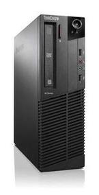 Desktop Lenovo M78 Amd A4 8gb Hd500 Win7 - Promoção + Frete