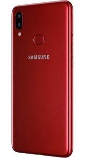 Smartphone Samsung Galaxy A10s 32gb Dualchip 6.2 4g Vermelho