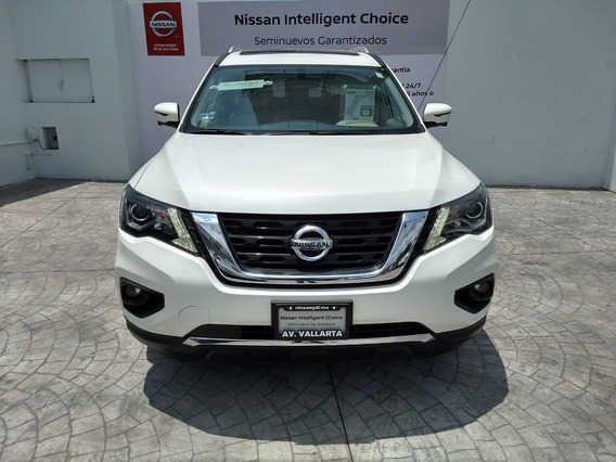 Nissan Pathfinder 3.5 Exclusive Cvt 2018