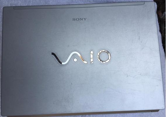 Notebook Sony Vaio- Pcg 392-m Não Liga