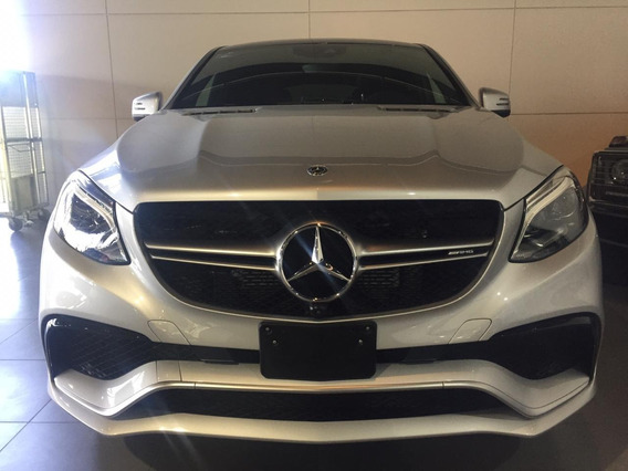 Mercedes Benz Gle 63 Coupe Amg 2019