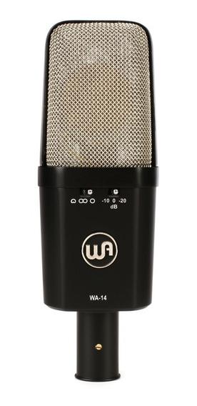 Microfone Condensador Warm Wa-14 (akg C414)