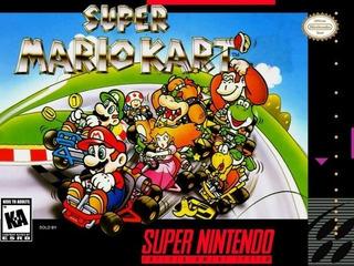 Super Mario Kart Snes Pc/android Windows 7/10