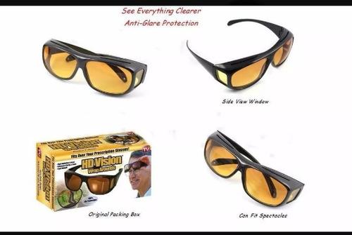 b90aac43d9 Hd Vision Gafas 2x1 Dia Noche Sol Original Televentas - Gafas De Sol ...