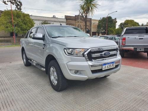 Ford Ranger Xlt Mt 4x4 3.2 Plata 2016 160.000 Km Roas