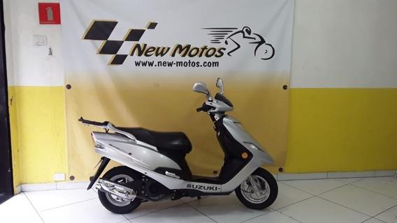 Suzuki Burgman 125 I , Segundo Dono 34.500 !!!