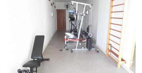 Imagem 1 de 9 de Apartamento Com 2 Dormitórios À Venda, 73 M² Por R$ 585.000,00 - Vila Mariana - São Paulo/sp - Ap10676
