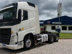 Volvo Fh 460, 6x2, I-shift, T. Alto, Ar Cond., Sjp1285