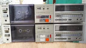 Tape Deck Sony Tc-fx5bs
